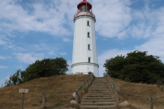 Lighthouse Dornbusch, Hiddensee, Germany