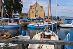 Dragør old harbour, Denmark